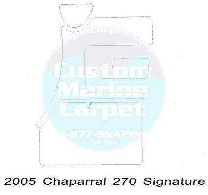 chaparral cockpit carpet kits  2000 chaparral ssi 196 trim wiring diagram #13