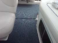 24' Chapperal boat carpet