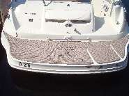 Custom boat carpet