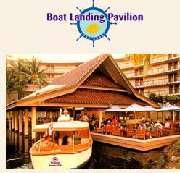 Boat Landing Pavillion