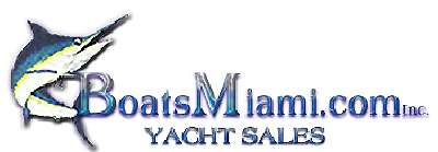 Boats Miami Yacht Sales
