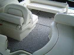 Cock pit boat carpet