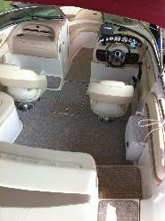 2004 Chaparrel 220 SSI boat carpet