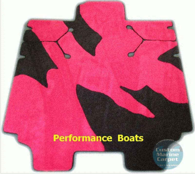 Boat Carpet By Custom Marine Carpet